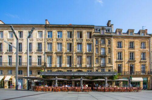 Article : CAFÉ FRANÇAIS – BORDEAUX PEY-BERLAND